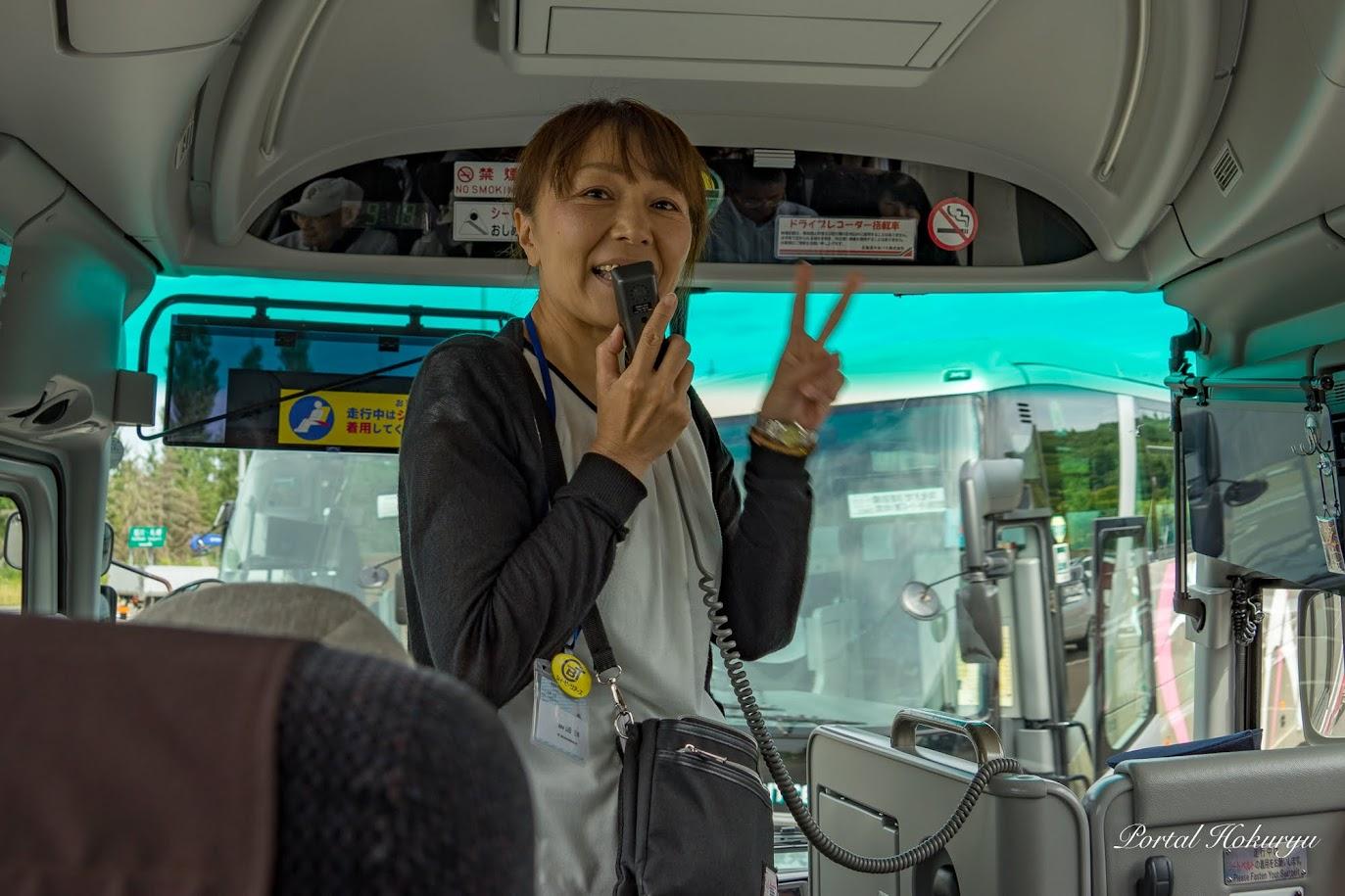 気配り溢れるベテランの山田巳幸さん
