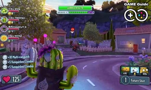 Guide Plants vs Zombies : Garden Warfare screenshot 3