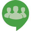 Image result for hangouts logo