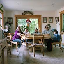 Photo: title: Shannon, Jack, Gideon, George + Aiden Orestis, Camden, Maine date: 2014 relationship: friends, met through Gideon Bok years known:  15-20