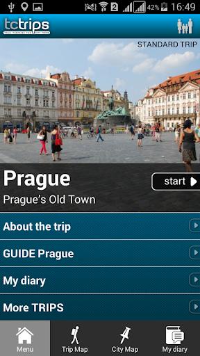 PRAGUE Trips Guide PACK