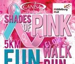 Shades of Pink Glow - Night Fun Run : Middelburg Mall