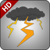 Lightning Storm Simulator (Halloween Party Strobe)