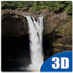Real Waterfall 3D Icon