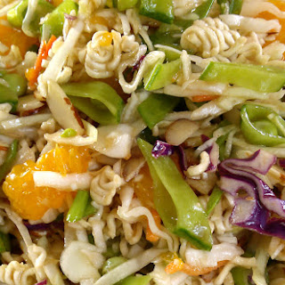 Oriental Salads With Mandarin Oranges Recipes