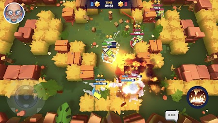 Tanks A Lot! - Realtime Multiplayer Battle Arena APK screenshot thumbnail 8
