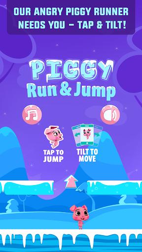 猪 跑 跳 冒險 遊戲