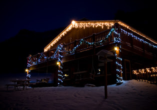 Photo: Christmas is magical at McGregor!