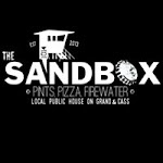 Logo for SandBox Pizza & Pints