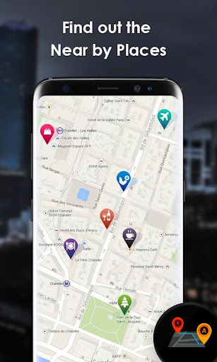 GPS , Maps, Navigations & Directions 3.5 screenshots 15