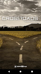 Crossroads Student Ministries - náhled