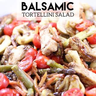 Balsamic Tortellini Salad.
