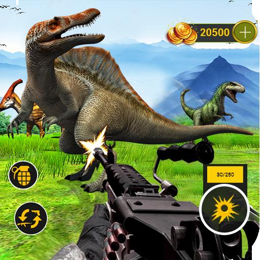 تدمير الديناصورات: سوبر دينو ودينو هنتر