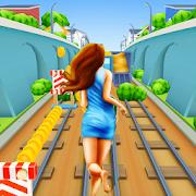 Princess Subway Run icon