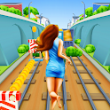 Princess Subway Surf Run icon