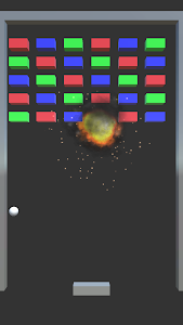 3Dブロック崩し - 筋肉ver screenshot 0