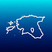 Aqua Map Estonia Marine GPS