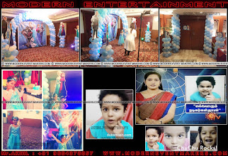 Photo: Frozen Theme Modern Entertainment is a leading and skilled Event Management Company based out in Chennai, India. We see ourselves as an epitome of brilliance and Beauty. Decorators For Birthday Partys.. and creates Brilliance at our outstanding innovations, design techniques and Beauty with our overall output. Just Ones Step in to Our site to see wonders of creations www.moderneventmakers.com  A Worldclass birthday party organiser in chennnai Mr.Akhil : +91 9884378857  Fa More info Vist :  www.moderneventmakers.com   Mail : moderneventmakers@gmail.com   Feel Free to CAll Us : +919884378857  Home www.moderneventmakers.com