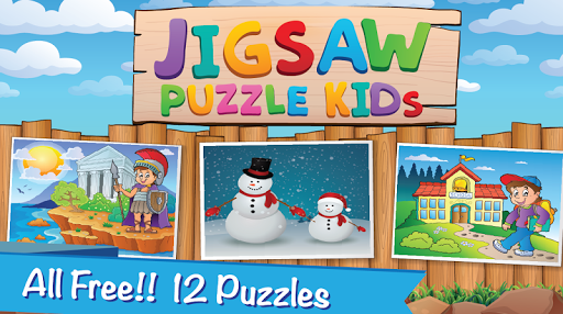 World of Jigsaw Puzzle toddler