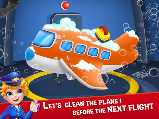 Airport Manager : Adventure Airplane Games - screenshot