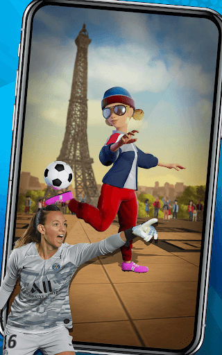 PSG Soccer Freestyle screenshot 23