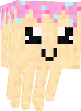 Cute_Scary_Ghast_With_Frosting_and_Cute_Eyes.