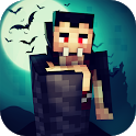 Vampire Craft: Dead Soul of Night. Crafting Games icon