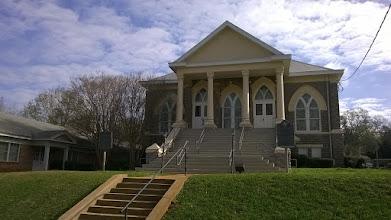 Photo: First Methodist Church San Augustine