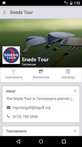 Sneds Tour