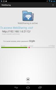 WebSharingLite (File Manager)
