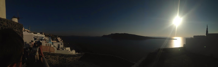 Photo: Santorini