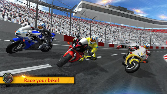 Bike Racing 2018 - Extreme Bike Race