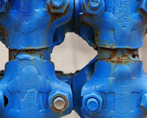 Industrial Blue di Caterina Ottomano