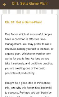 Productivity Course - náhled
