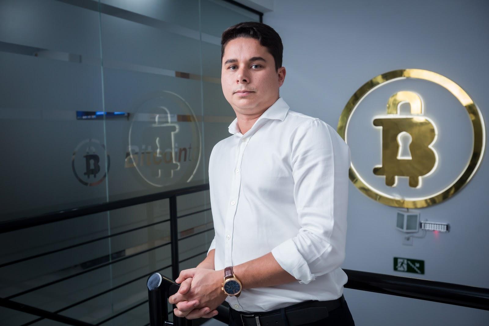 André Horta, CEO da BitcoinToYou desde 2010