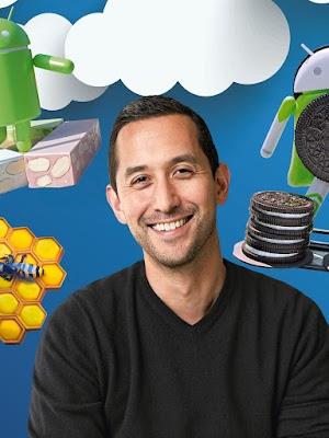 Android-Chef Hiroshi Lockheimer über die Stärke offener Systeme