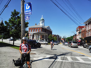 Photo: 20130812 Day 55 Manchester NH to Portsmouth NH On the way to Portsmouth