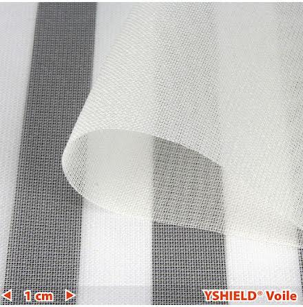 Voile - Tätt och tunt gardintyg