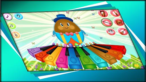 《哈达清脆钢琴》童谣游戏