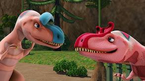 Dinosaur Train Submarine: Otto Opthalmosaurus; King Meets Crystal thumbnail