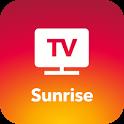 Sunrise Smart TV icon