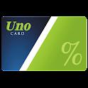 Uno Discount Card icon