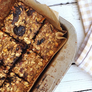 Oatmeal Date Bars Healthy Recipes