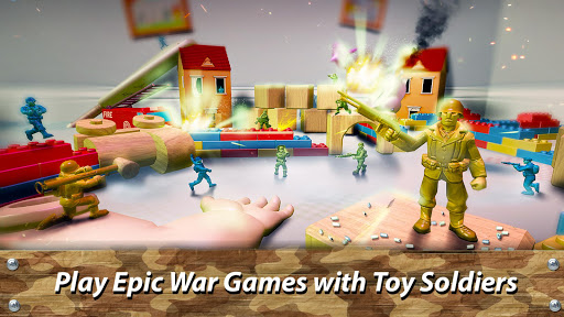 ud83dudd2b Toy Commander: Army Men Battles apktram screenshots 9
