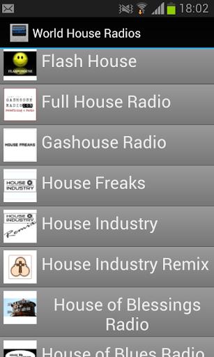 World House Radios