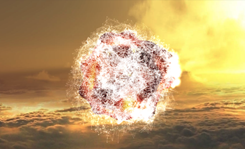Webgl Particle Audio Visualizer by Sehyun Av Kim