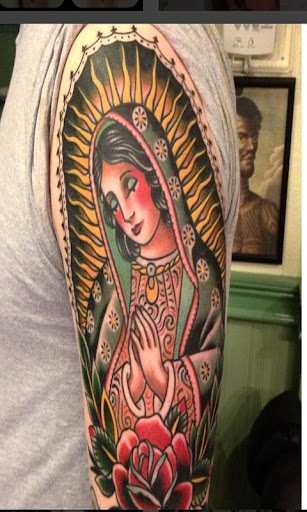Download Virgen De Guadalupe Tatuaje Google Play Softwares