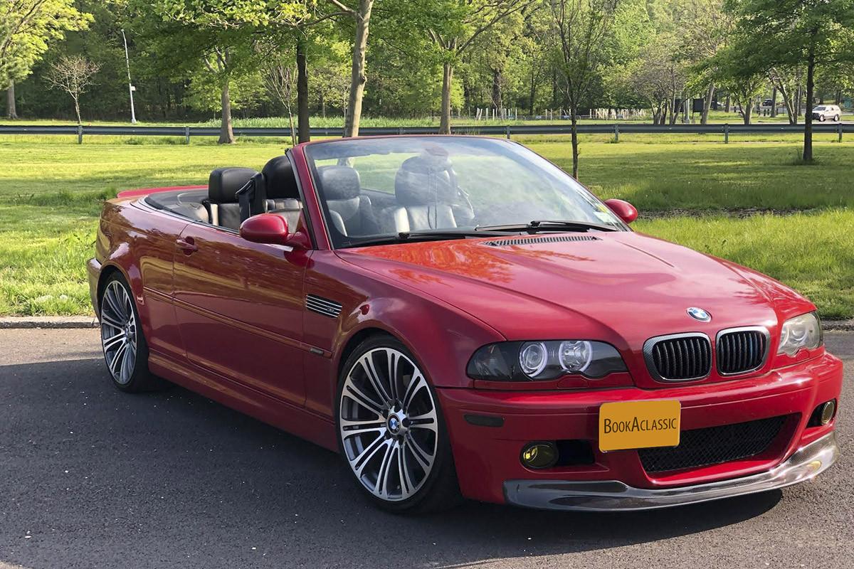 BMW M3 Hire Bronx