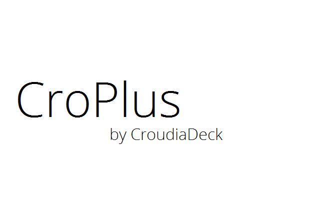 CroPlus