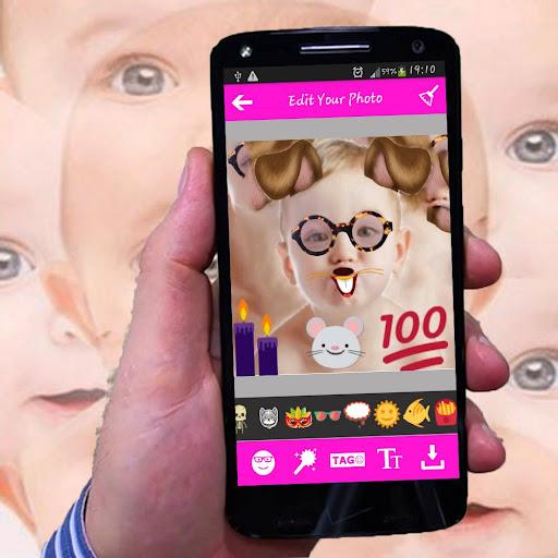 snap face-snapchat screenshot